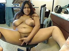 Foreign BBW Webcam - Xhamster