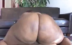 Hot Ebony BBW with fantastic ass