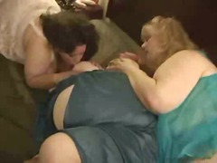Ssbbw lesbian orgy from Xhamster