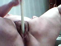 BBW whale plays for cam video