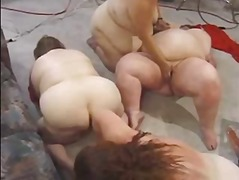 SSBBW foursome preview