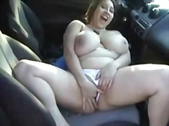 Thumb: Busty BBW girl Claire ...