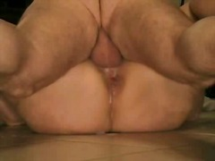 bbw, close-ups, cream pie,