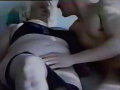 German Granny Mature Oma Sex - 02:59