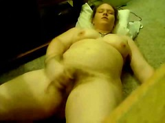 Thumb: BBW frantic play on cam