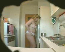 Xhamster - Voyeur caught BBW Wife...