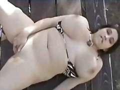 bbw, public nudity, masturbation,