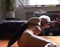 blondes, bdsm, german,