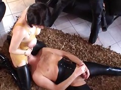 Latex sex party - Xhamster