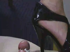Mistress CBT with her heels