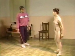 Thumb: Dancer caning