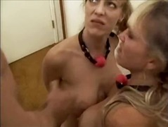 Blowjob in Bondage 2