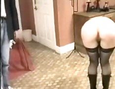Thumb: Foreign student caning