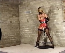 Xhamster - Red corset