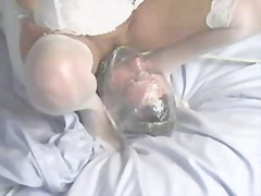 Tied up & sat on - Xhamster