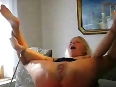Freak of Nature 13 Mature Dildopain