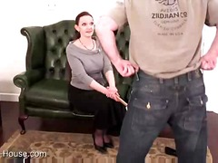 Xhamster Movie:Aunty grey spanking
