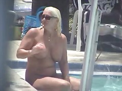 Pool Nudes - Many Girls all Shapes an...