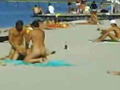 group sex, public nudity