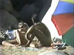 beach, blowjobs