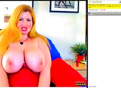 big boobs, webcams, blondes