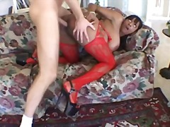 Curvy Carmen Hayes Fucked With Great Facial!