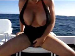 Hayden boat masturbation preview