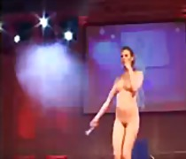 Porn on stage sexy bab...