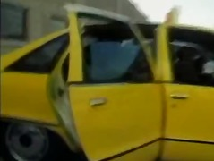 Fuck in taxi