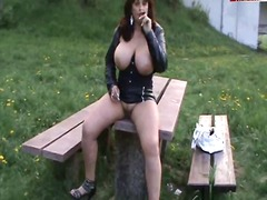 Big titted Cigar Dom - Xhamster