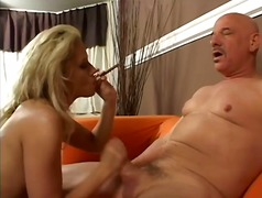 Hot Blonde Kylie G. Wo...