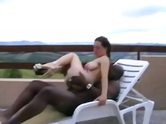 big boobs, interracial, hairy,