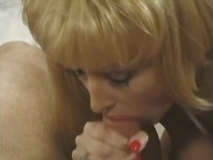 Xhamster - Blonde With Ugly Silicone Breasts Has Sex