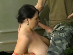 Xhamster Movie:Big Tits Showered With Cum