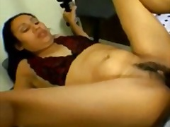 Aunty Exercise Wit Thick Cock - 04:54