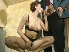 Old house french sex video