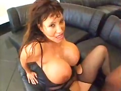 Ava Devine gets busy w... preview