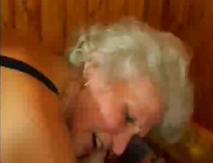 Busty German Granny fu...