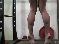 Xhamster - Sexy Blonde Gym Instruction