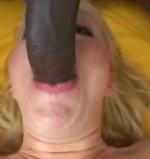 blonde, milf, interracial,