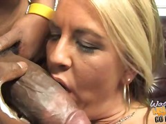 Huge black cock for wh...
