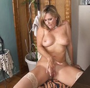 Jodi West blonde milf