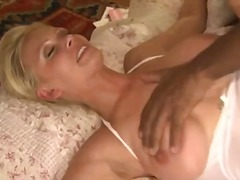 MILF taken for a BBC ride