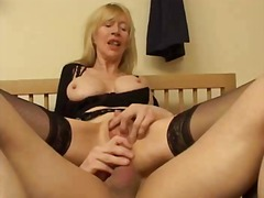 Mature Marie-Therese