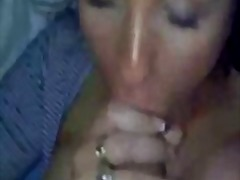 blowjob, milf, british