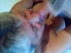blowjob, mature, czech,