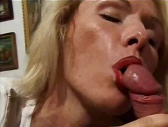 matures, facials, blowjob, milf,