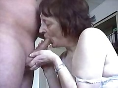 blowjob, mature, granny,
