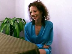 MILF Gets Fucked In Kitchen - Mature ...