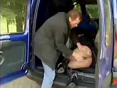 granny, facial, blowjob, german,
